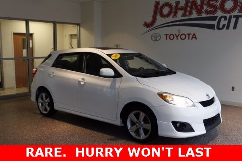 Used Toyota Matrix S