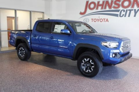 New 2017 Toyota Tacoma TRD Offroad 4WD