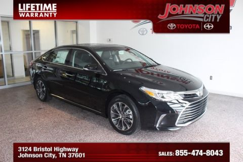 New 2016 Toyota Avalon XLE Plus FWD 4D Sedan