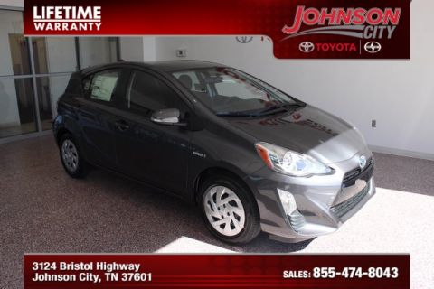 New 2016 Toyota Prius c Two FWD 5D Hatchback