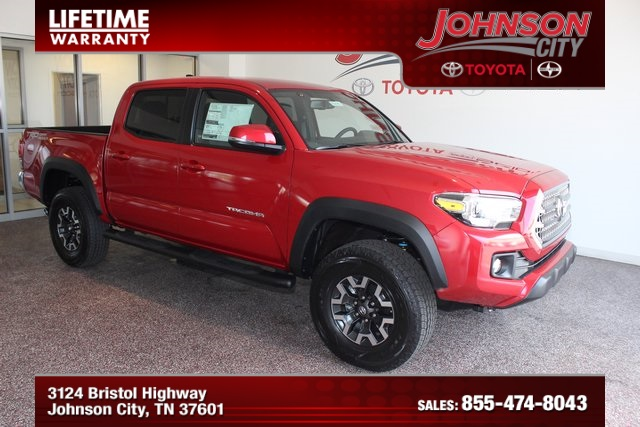 New 2017 Toyota Tacoma TRD Offroad